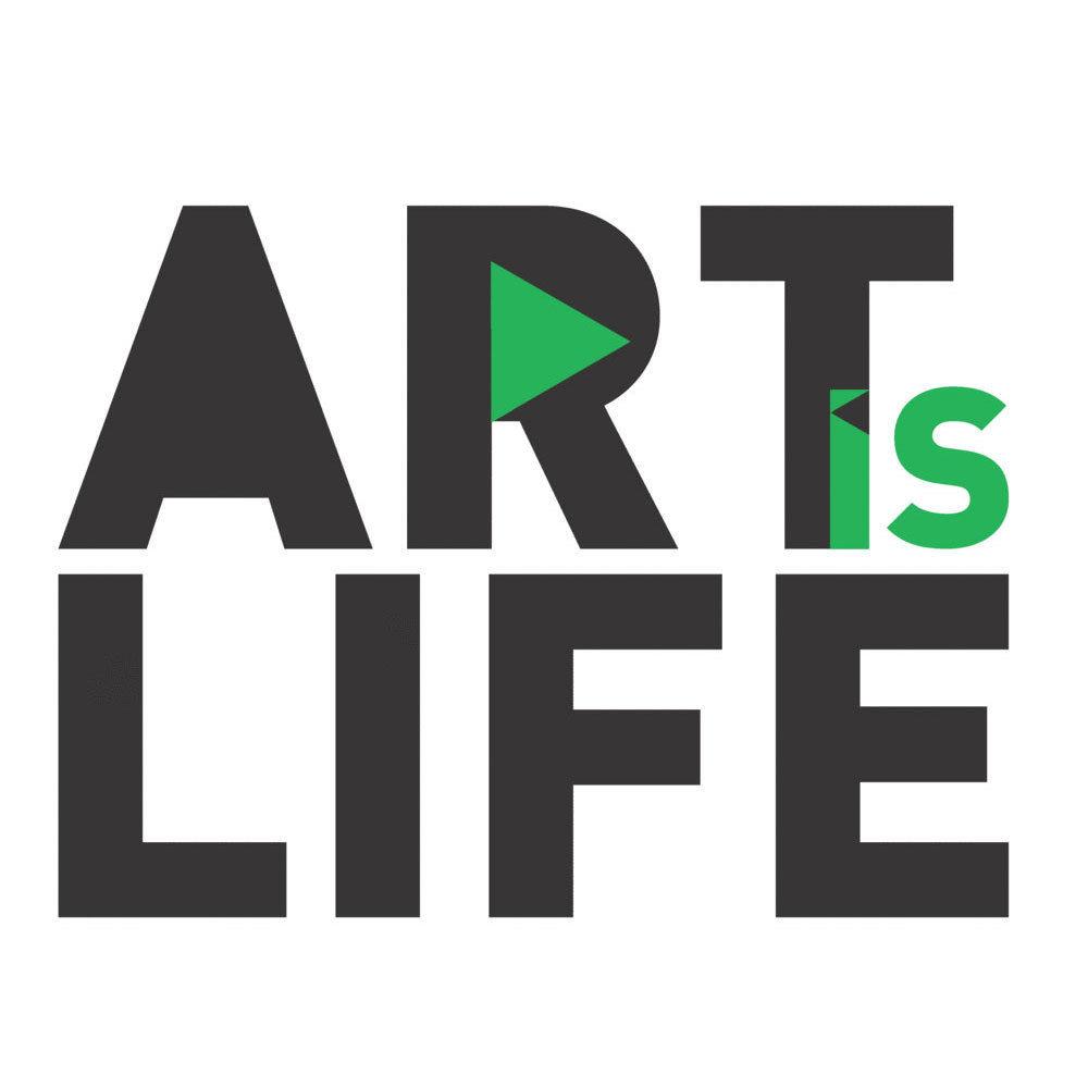 Photo: art is life