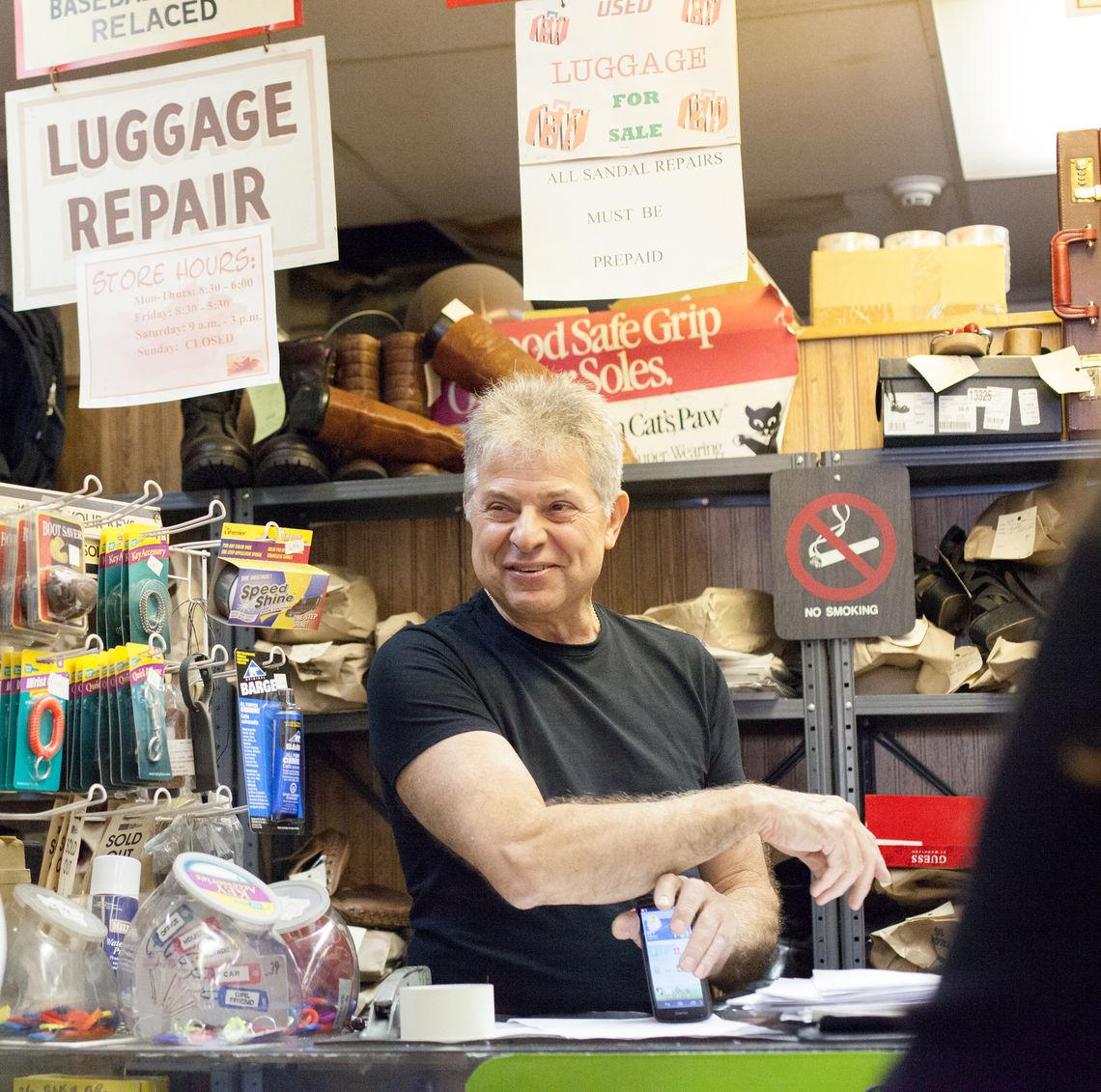 Photo: Roxborough Shoe Repair