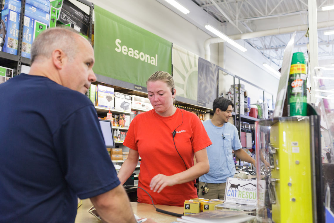 Photo: Stanley's Hardware Customer Service