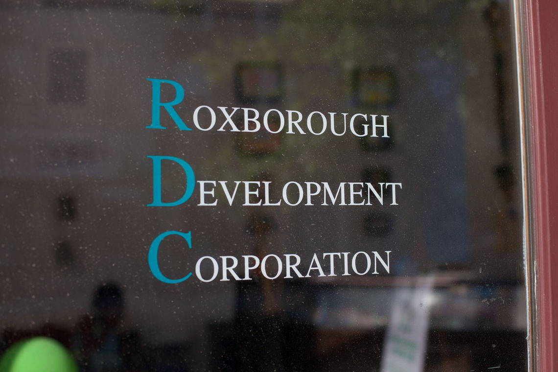 Photo: Roxborough Development Corporation
