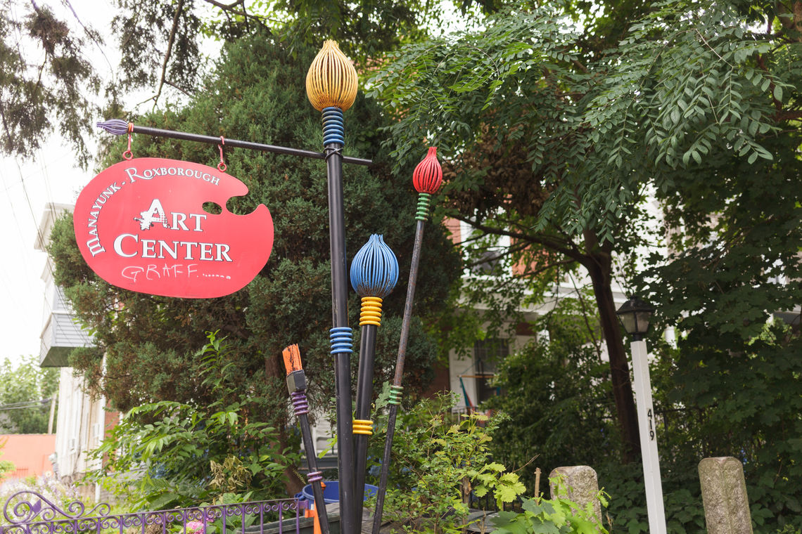 Photo: Manayunk-Roxborough Art Center
