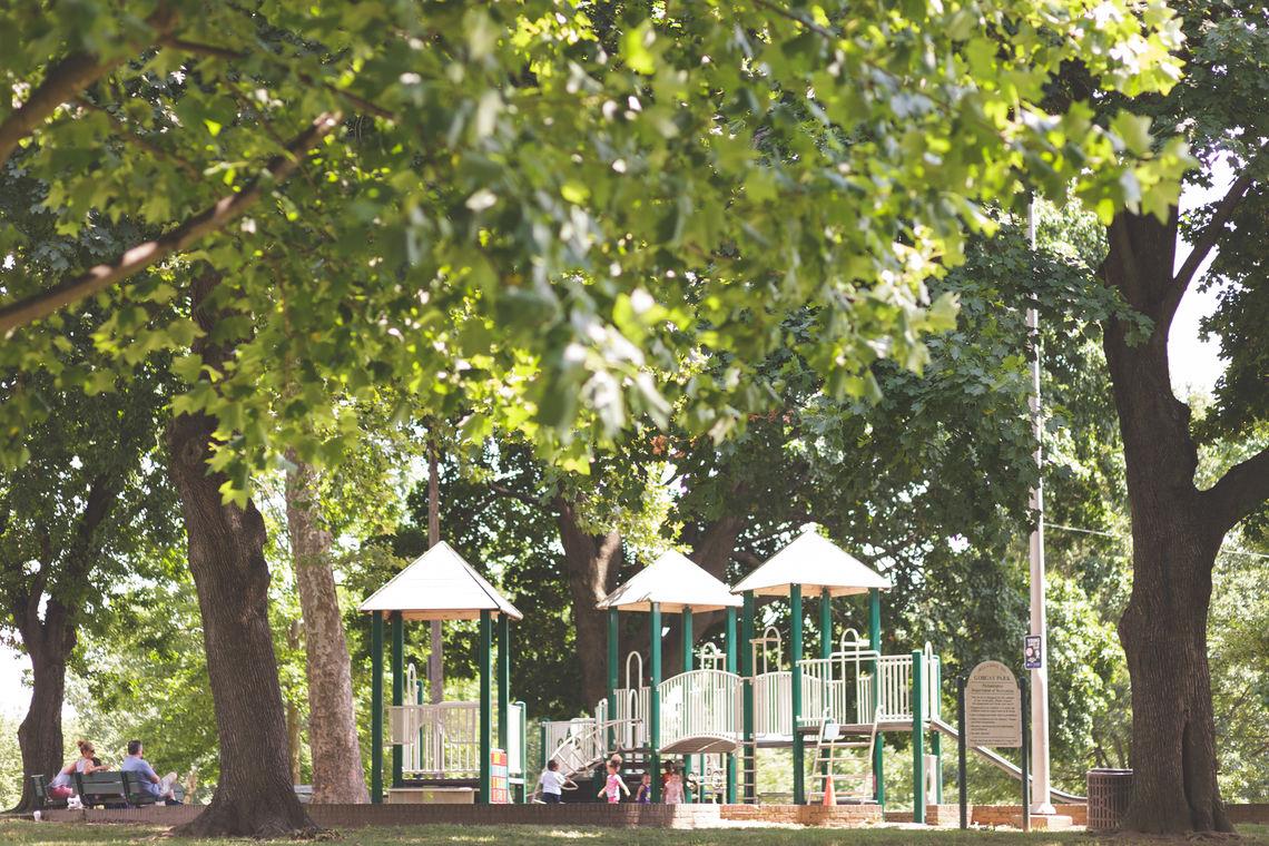 Photo: Visit a park - Gorgas Park
