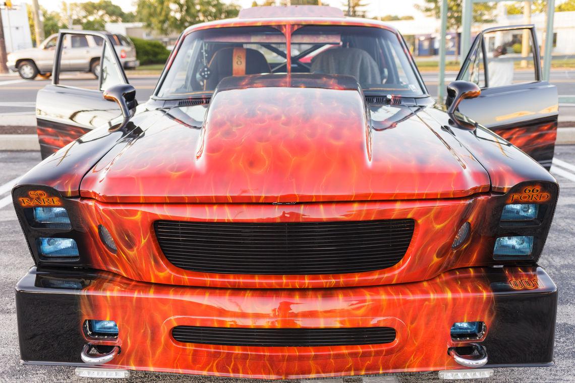Photo: Car Show
