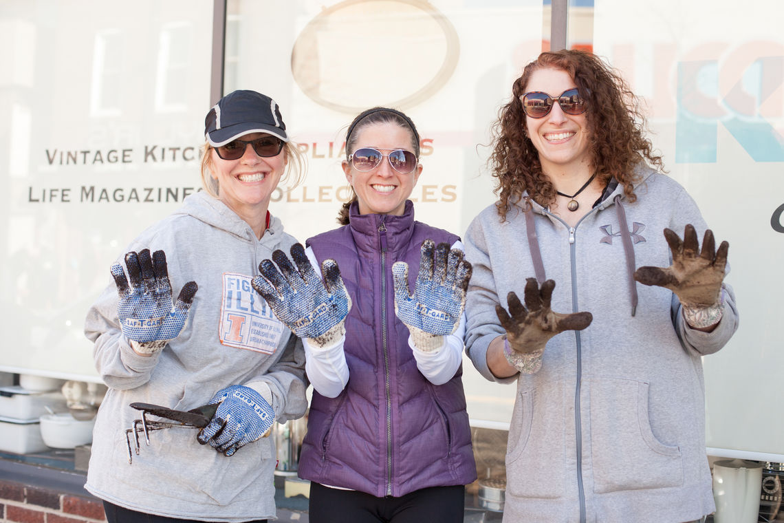 Photo: Roxborough Spring Cleanup