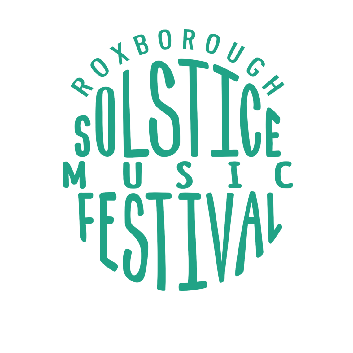 Photo: roxborough solstice music festival logo