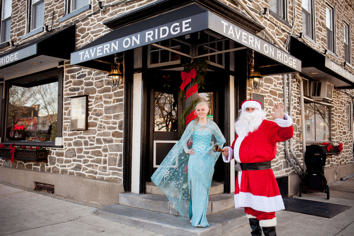 Photo: Happy Holidays Series Tavern On Ridge