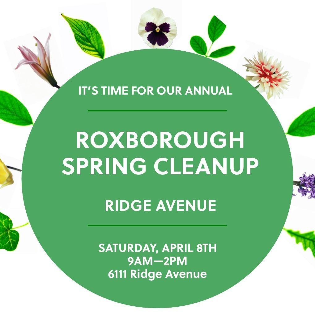 Photo: 2017 03 13 ridge avenue spring planting flyer