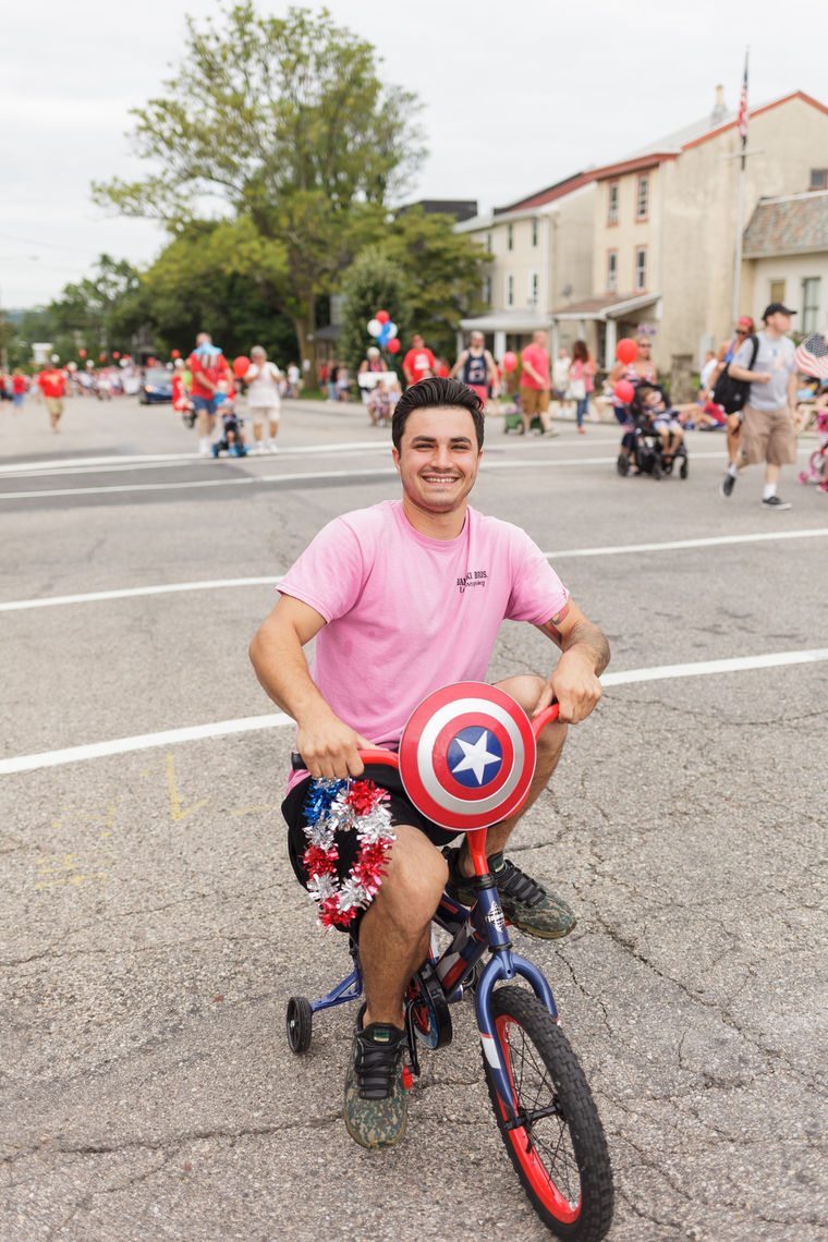 Photo: Independence Day Parade