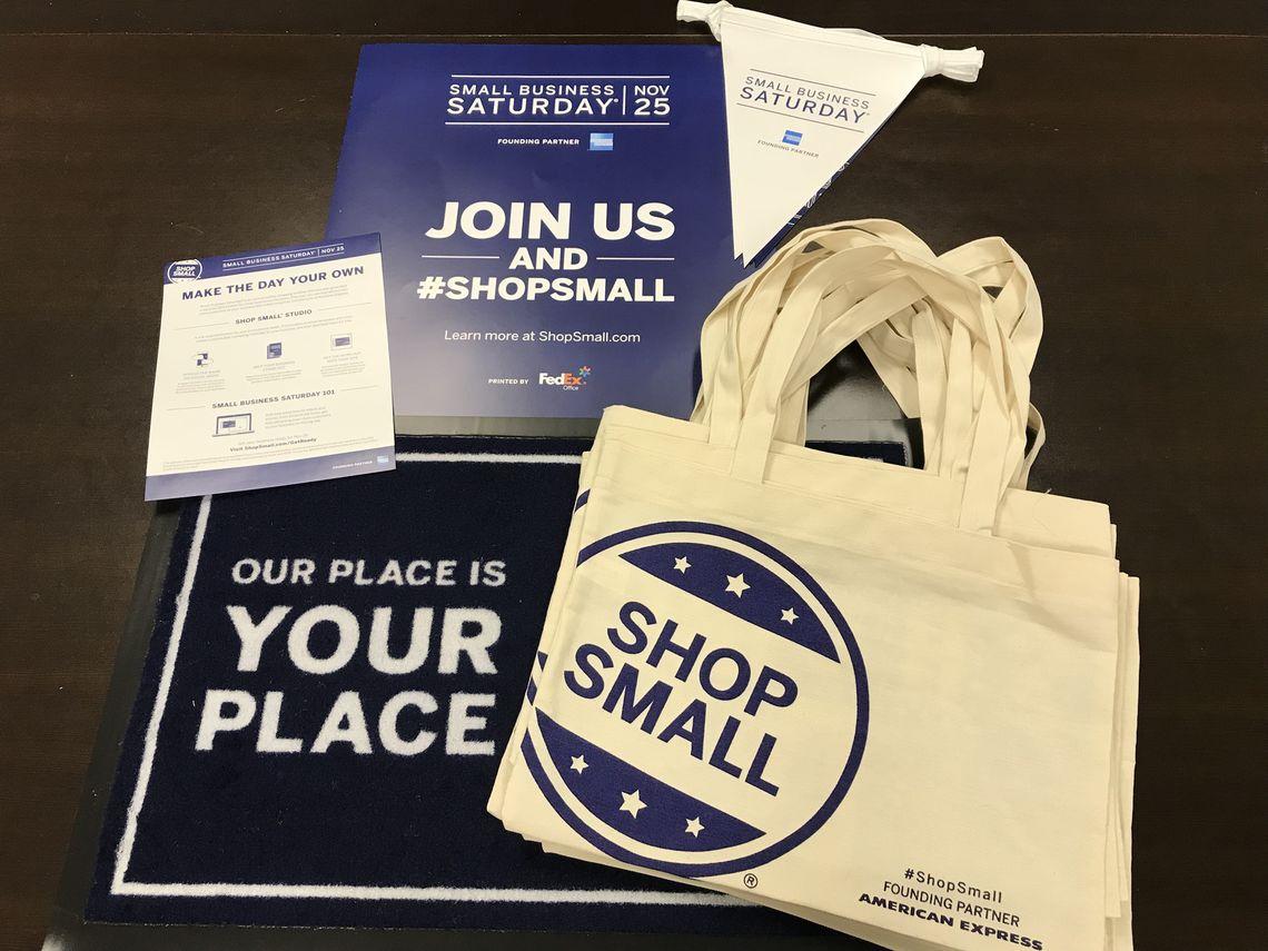 Photo: Small Business Saturday