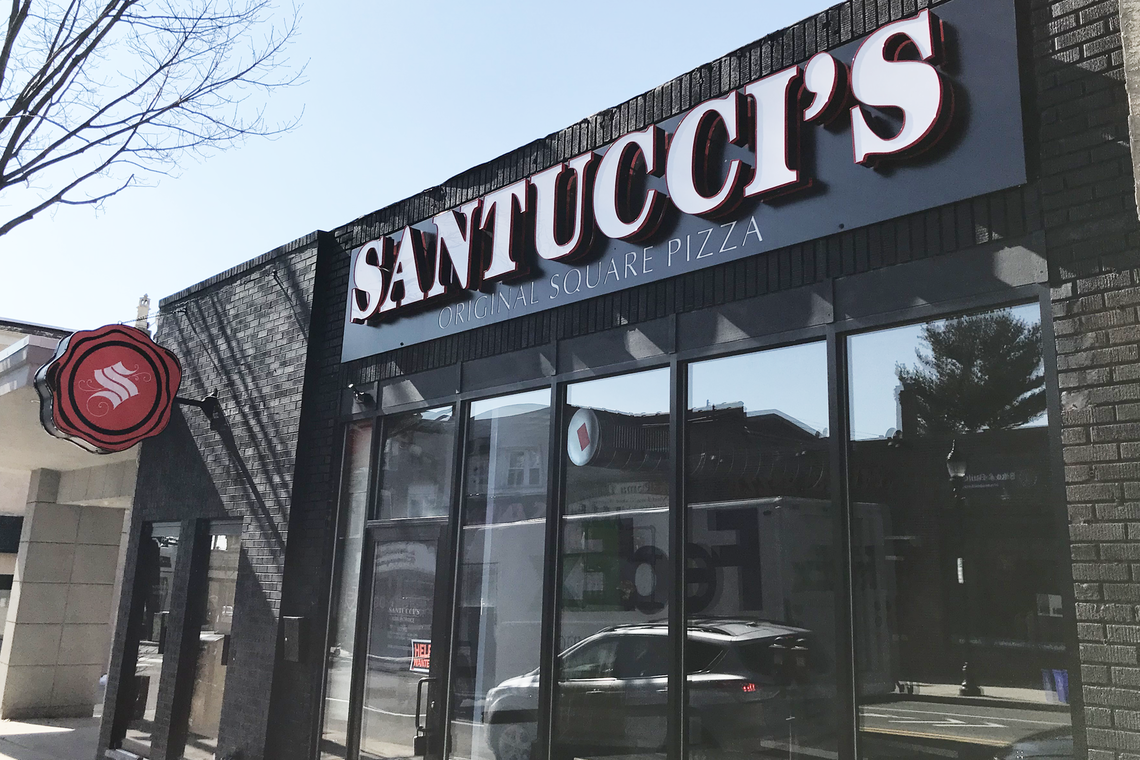 Photo: santucci s pizza
