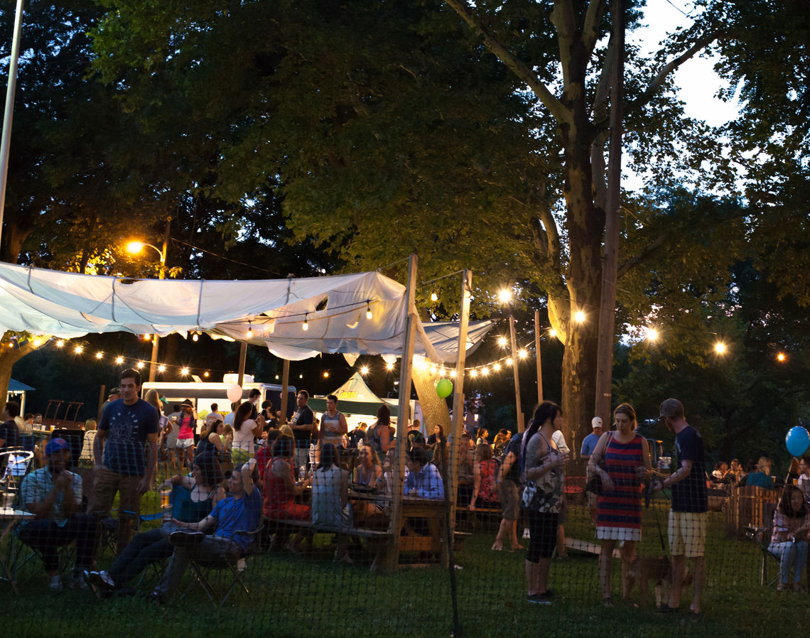Photo: The Roxborough Music Festival marks Parks On Tap's return to Gorgas Park