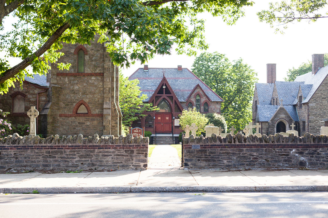 Photo: St. Timothy's Episcopal Church built in 1862 is one of 188 properties nominated by the Philadelphia Historical Commission