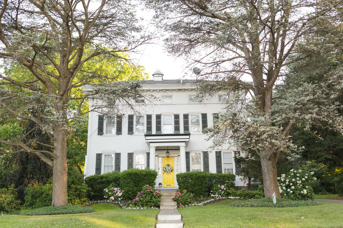 Photo: The Philadelphia Historical Commission adopts the Ridge Avenue Roxborough Thematic Historic District, historically designating 180 properties on Ridge Avenue