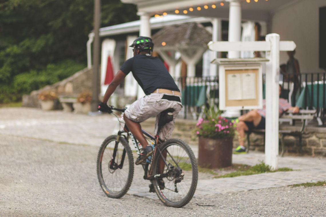 Photo: Pennsylvania names Philadelphia's Forbidden Drive as 2018 Trail of the Year