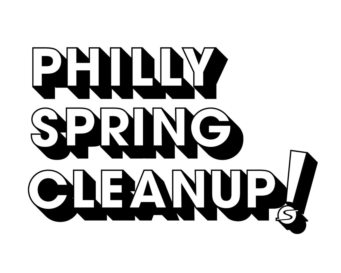 Photo: Philly Spring Cleanup 2019 Logo