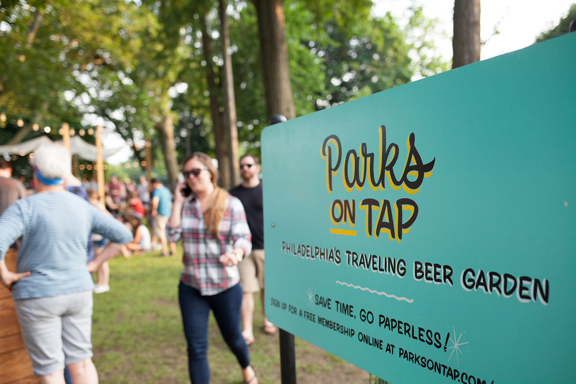 Photo: Parks On Tap