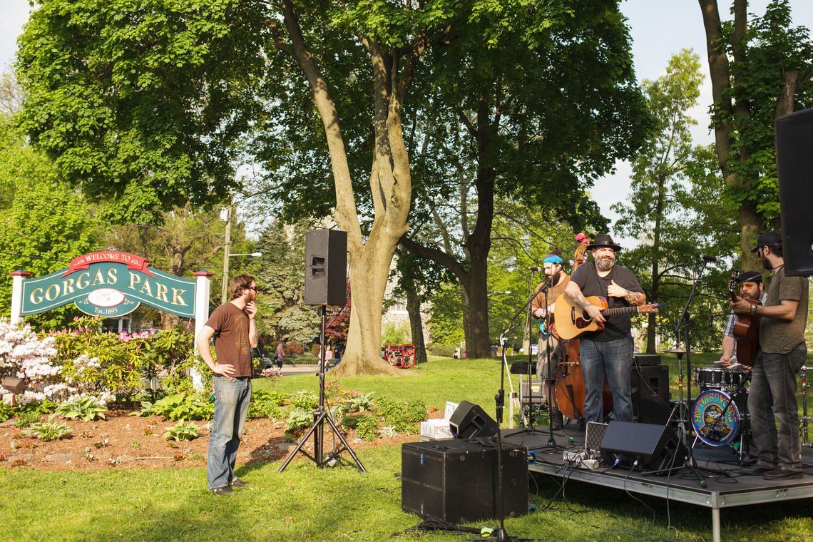 Photo: Gorgas Park Summer Concert Series