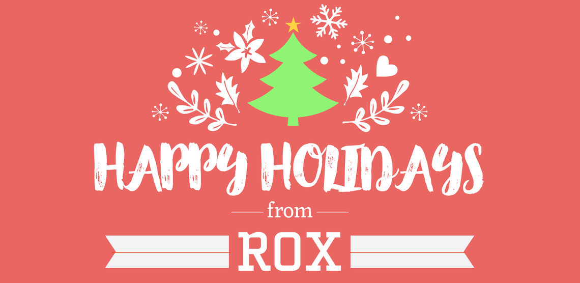 Photo: Happy Holidays Event Logo