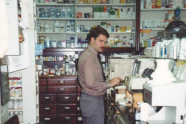 Photo: Morrison Pharmacy David Bradstock