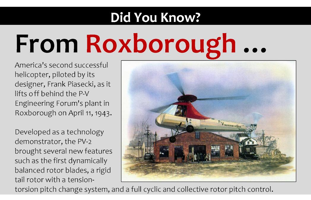 Photo: Roxborough Helicopter