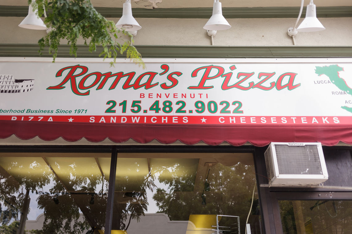 Photo: Roma's Pizza