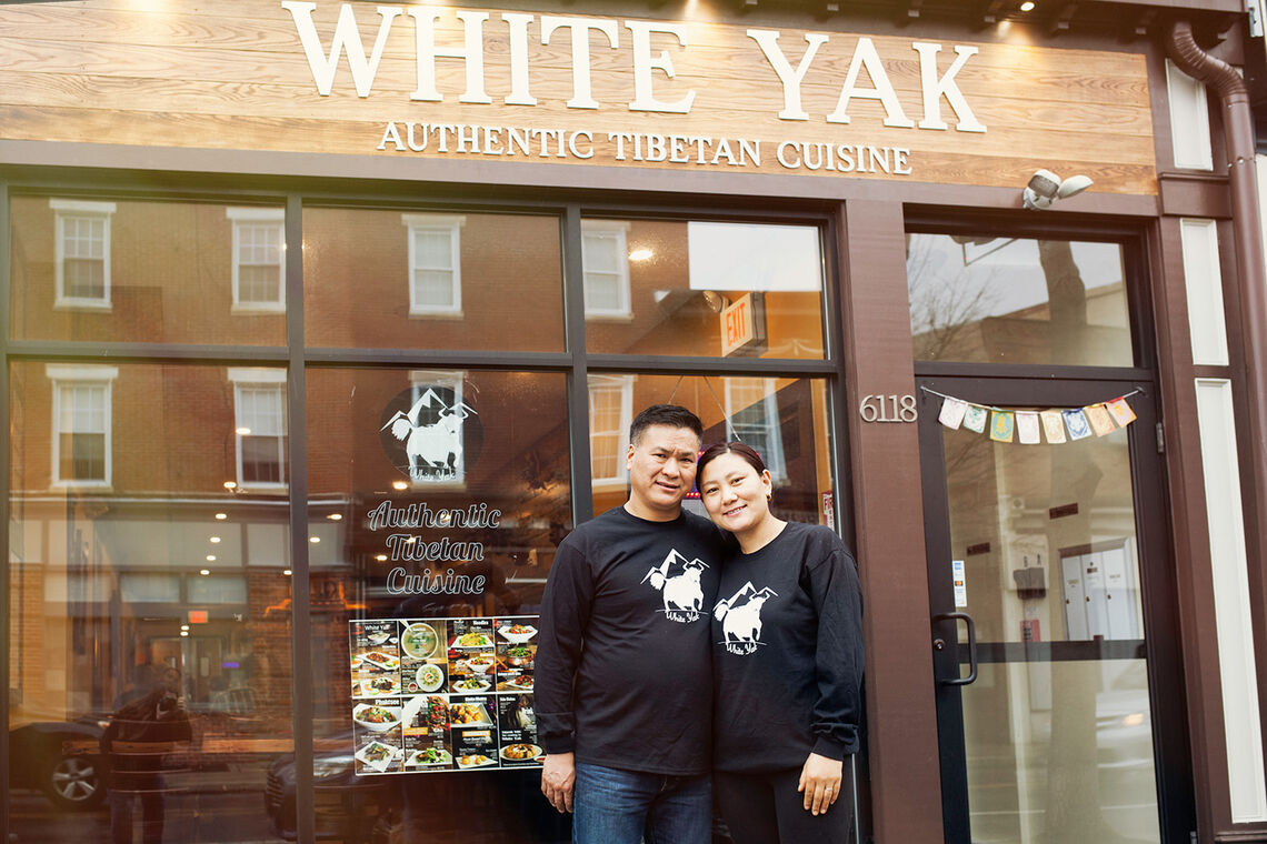 Photo: white yak high rez 6 of 34